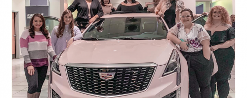 Faking It in a Mary Kay Pink Cadillac