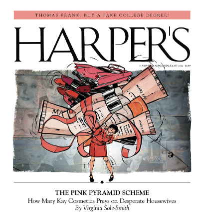 Harper's Magazine: Mary Kay's Pink Pyramid Scheme
