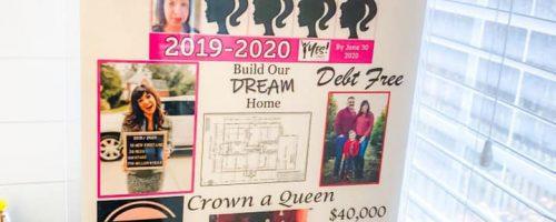 NSD Kristin Sharpe Wants to Be Debt Free