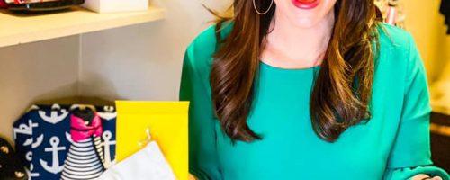 Mary Kay NSD Kristin Sharpe's Hand-Me-Down Prizes