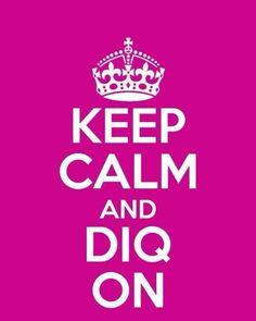 DIQ Seeks Advice