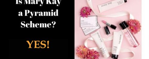 Mary Kay is Not a Scheme