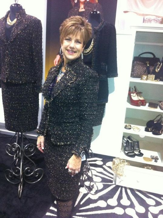Caption This Mary Kay Photo: The New NSD Suit (2012-13)