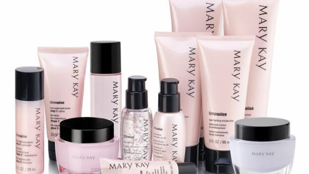 Making a Living Selling Mary Kay Products