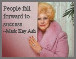 Stifling Enthusiasm in New Mary Kay Consultants