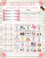 Mary Kay Squares Contest