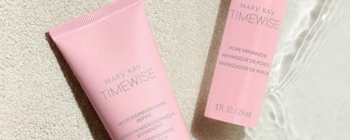 New Timewise Microdermabrasion Packaging