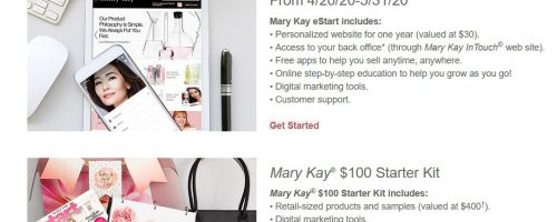 Start a Mary Kay Business for $30!!!