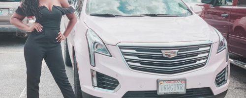 Pink Cadillac Con